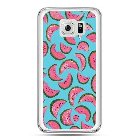 Etui na telefon Galaxy S7 arbuzy