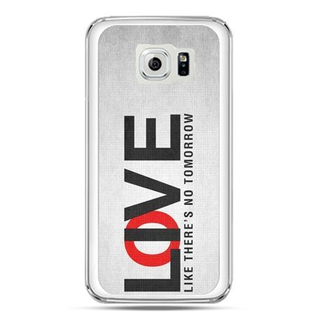 Etui na telefon Galaxy S7 LOVE LIVE