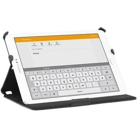 Etui na tablet Samsung Tab S2 9.7 Stilgut UltraSlim z klapką czarne.