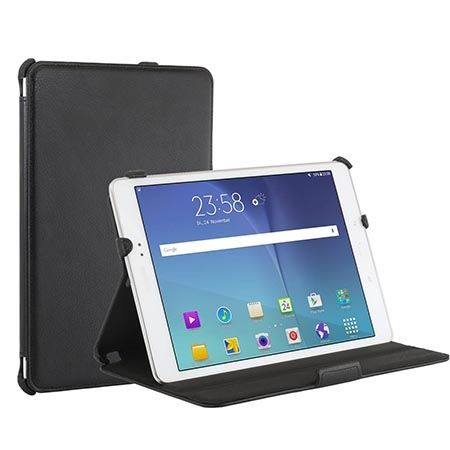 Etui na tablet Samsung Tab A 9.7 Stilgut UltraSlim z klapką czarny.