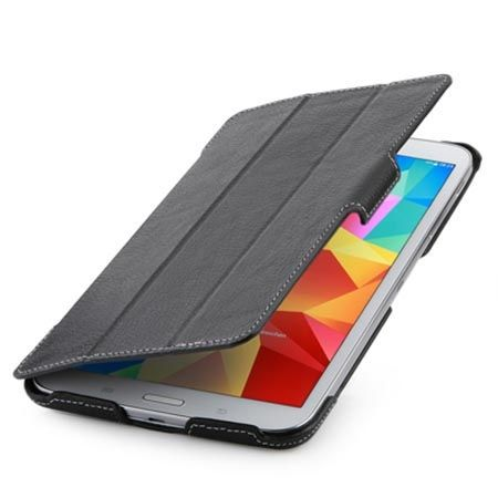 Etui na tablet Galaxy Tab 4 7.0 Stilgut UltraSlim z klapką czarne.