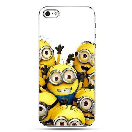 iPhone SE etui na telefon Minionki