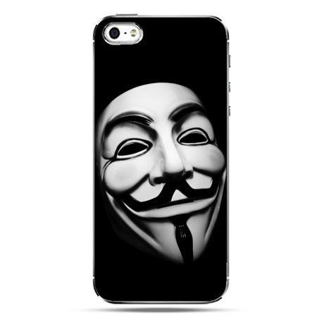 iPhone SE etui na telefon maska Anonimus