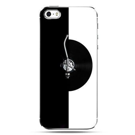 iPhone SE etui na telefon gramofon
