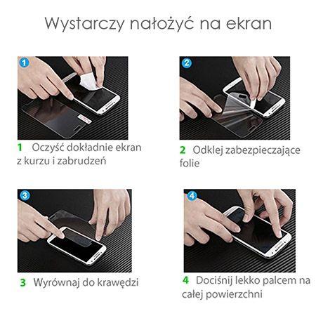 Huawei P8,  hartowane szkło ochronne na ekran 9h