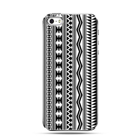 Etui geometryczne wzory na iPhone 5 , 5s