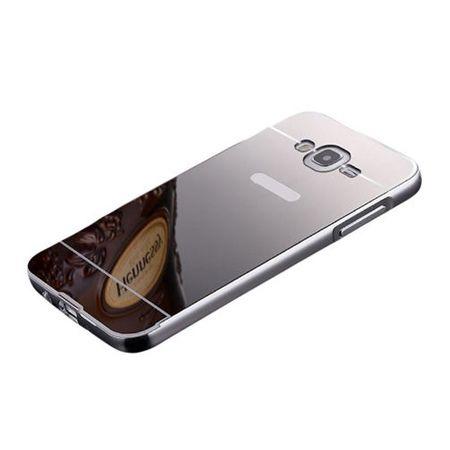 Mirror bumper case na Grand Prime - Srebrny