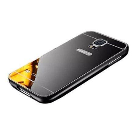 Mirror bumper case na Galaxy S5 Neo - Czarny