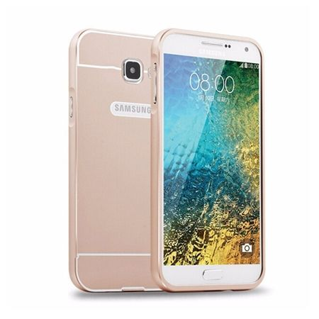Bumper case na Samsung Galaxy A5 2016 - Złoty