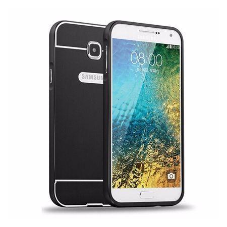 Bumper case na Galaxy A5 2016 - Czarny