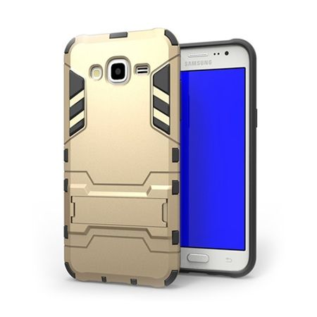 Pancerne etui na Samsung Galaxy A5 - Złoty