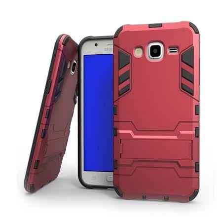 Pancerne etui na Samsung Galaxy Grand Neo - Czerwony