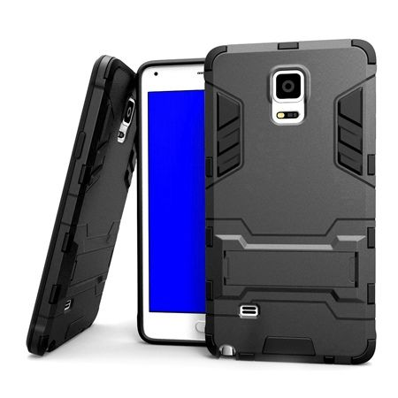 Pancerne etui na Samsung Galaxy Note 4 - Szary