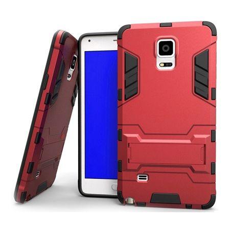 Pancerne etui na Samsung Galaxy Note 4 - Czerwony
