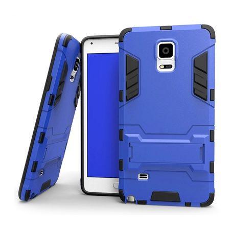 Pancerne etui na Samsung Galaxy Note 4 - Niebieski