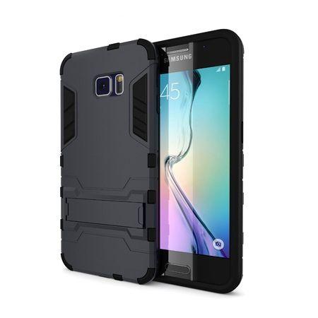 Pancerne etui na Samsung Galaxy S6 - Grafitowy