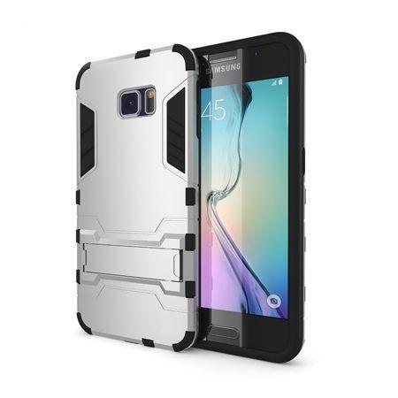 Pancerne etui na Samsung Galaxy S6 - Srebrny
