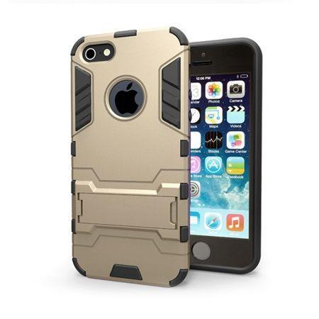 Pancerne etui na iPhone 5 - Złoty