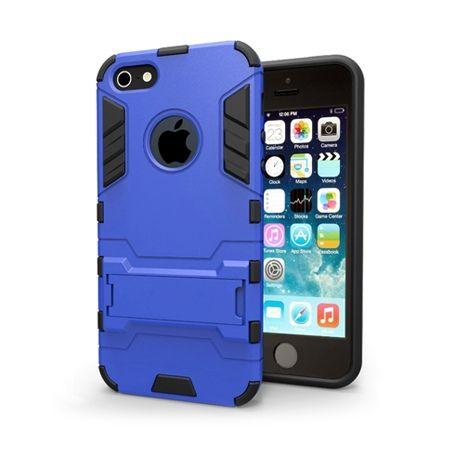 Pancerne etui na iPhone 5 - Niebieski