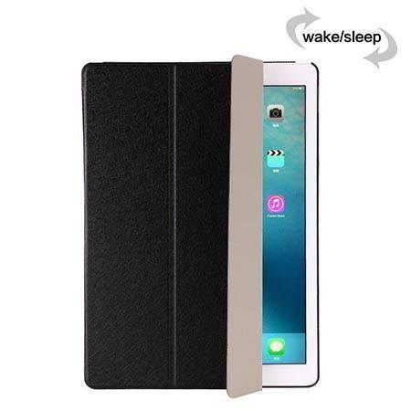 Etui na iPad 4 Silk Smart Cover z klapką - czarne.