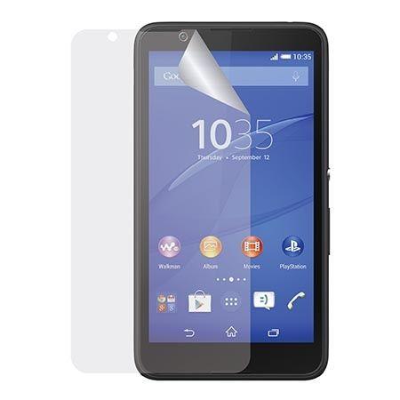 Sony Xperia E4 folia ochronna poliwęglan na ekran.