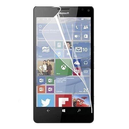 Nokia Lumia 950 folia ochronna poliwęglan na ekran.