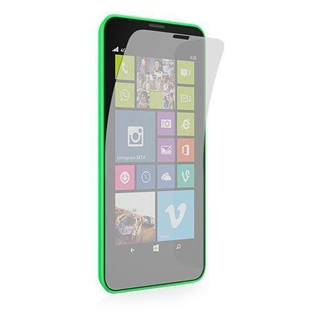Nokia Lumia 630 folia ochronna poliwęglan na ekran.