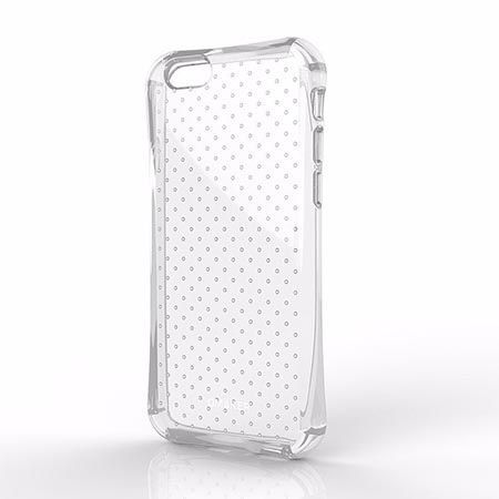 iPhone 5 / 5s Air-Shock Corner przezroczyste etui silikonowe clear case.