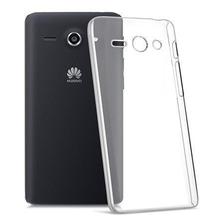 Huawei Y530 silikonowe etui na telefon crystal case.