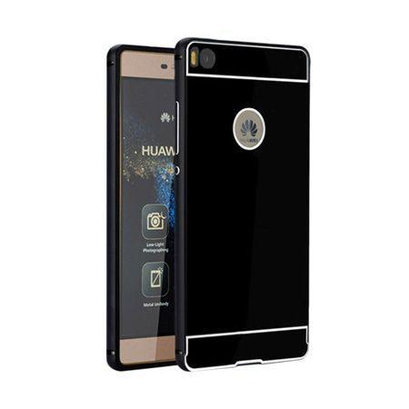 Bumper case na Huawei P8 - Czarny