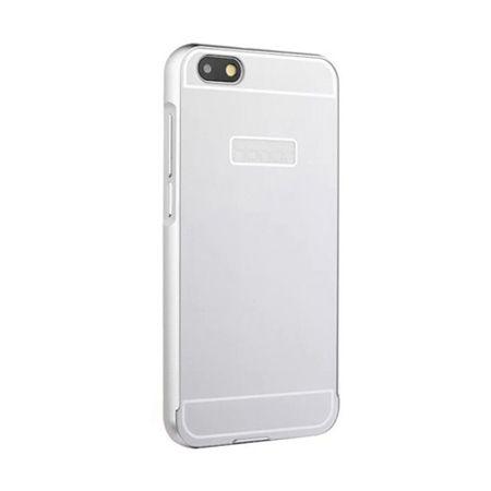 Bumper case na Huawei Honor 4X - Srebrny
