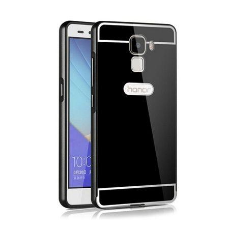 Bumper case na Huawei Honor 7 - Czarny