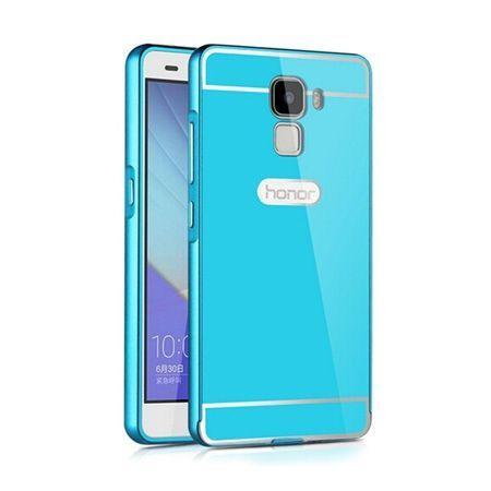 Bumper case na Huawei Honor 7 - Niebieski