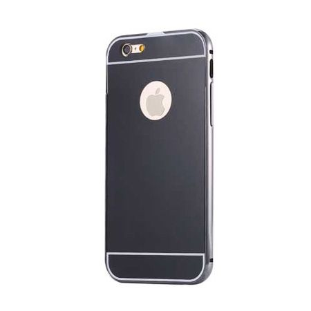 Bumper case na iPhon 4 - Czarny