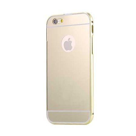 Bumper case na iPhon 4 - Złoty