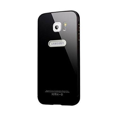 Bumper case na Galaxy S6 - Czarny