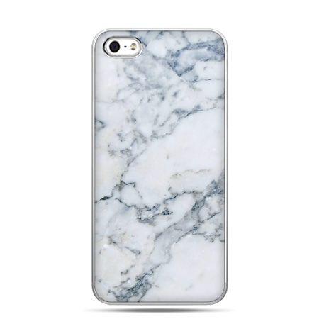 iPhone 6 etui na telefon biały marmur