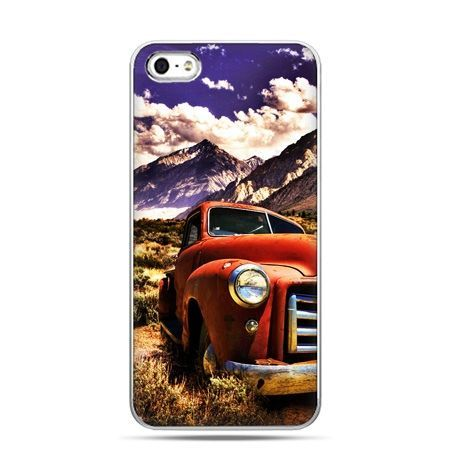 iPhone 6 etui na telefon retro pick-up