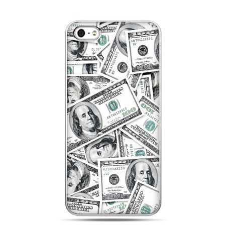 iPhone 6 etui na telefon dolary banknoty