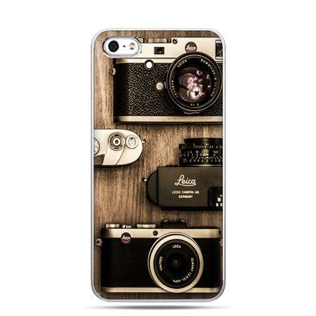 iPhone 5 , 5s etui na telefon aparaty retro