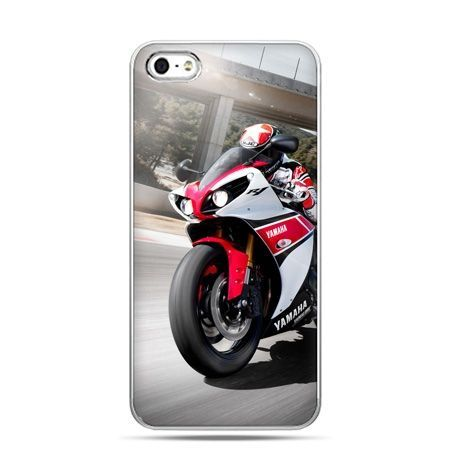 iPhone 5c etui motocykl ścigacz