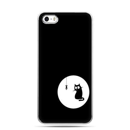 iPhone 5c etui kotek