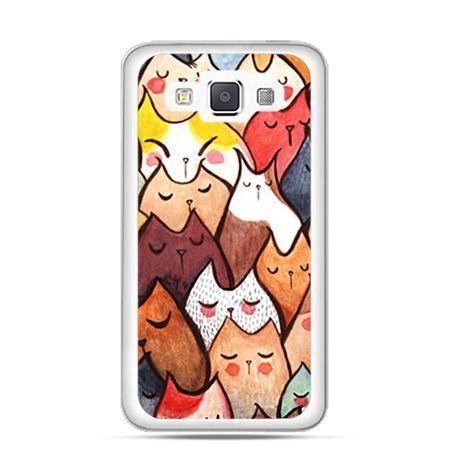 Etui na Galaxy A5 koty