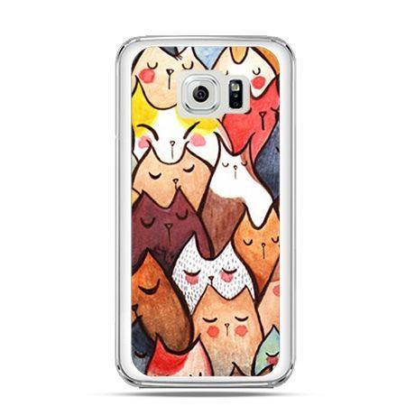 Etui na Galaxy S6 koty