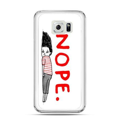Etui na Galaxy S6 Edge Nope