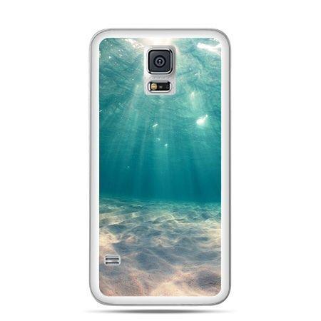 Etui na Galaxy S5 pod wodą