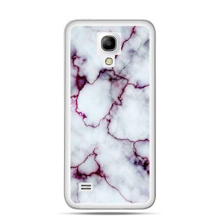 Galaxy S4 etui różowy marmur