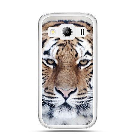 Galaxy S3 etui śnieżny tygrys