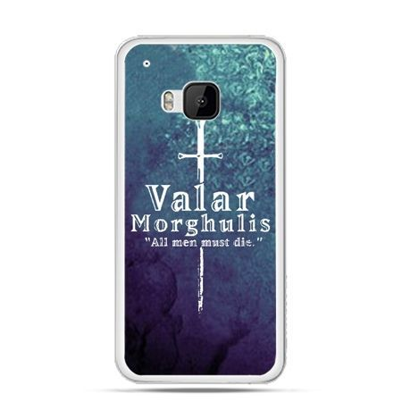 Etui na HTC One M9 Valar morghulis