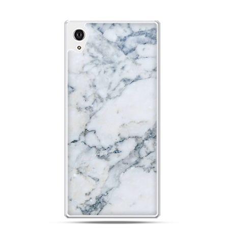 Xperia Z3 etui biały marmur